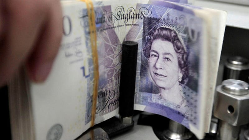 There are growing worries about the impact of the sterling's losses [Sukree Sukplang/Reuters]