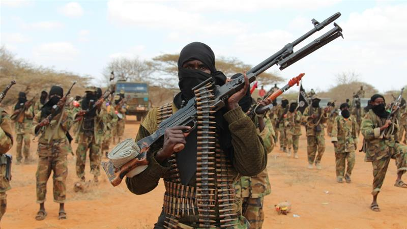 US army says it killed 13 al-Shabab fighters in Somalia