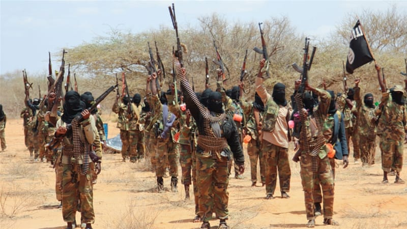 Al Shabaab storms Somali-Kenyan border town