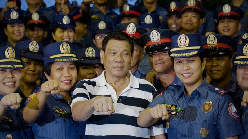 Rodrigo Duterte: The President's Report Card