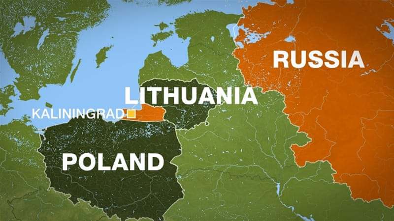 Russia New Missiles In Kaliningrad Answer Us Shield News Al