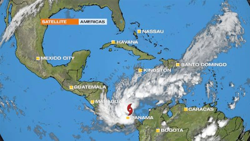 Thanksgiving 2016 Weather: Tropical Storm Otto Could Become Hurricane, Threaten Central America