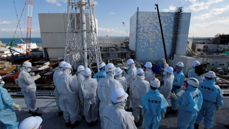 Japan: Earthquake triggers tsunami at Fukushima