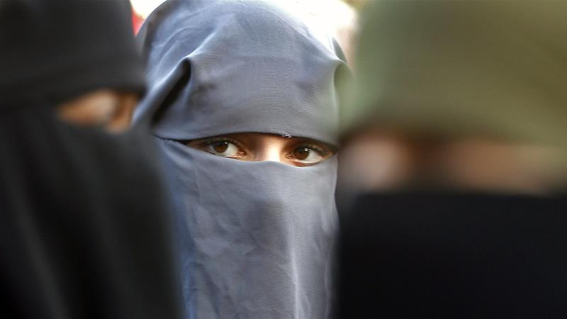 France was the first European country to ban the niqab in public places with a law that took effect in 2011 [Reuters]