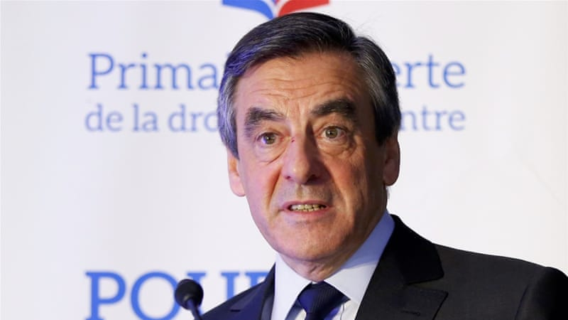 Fillon making France great again