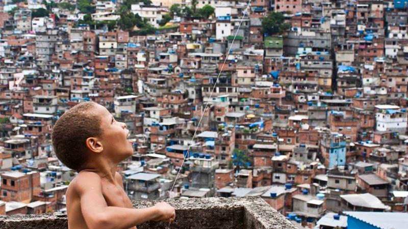 Rio De Janeiro In The Shadow Of The Hill Favelas Al Jazeera