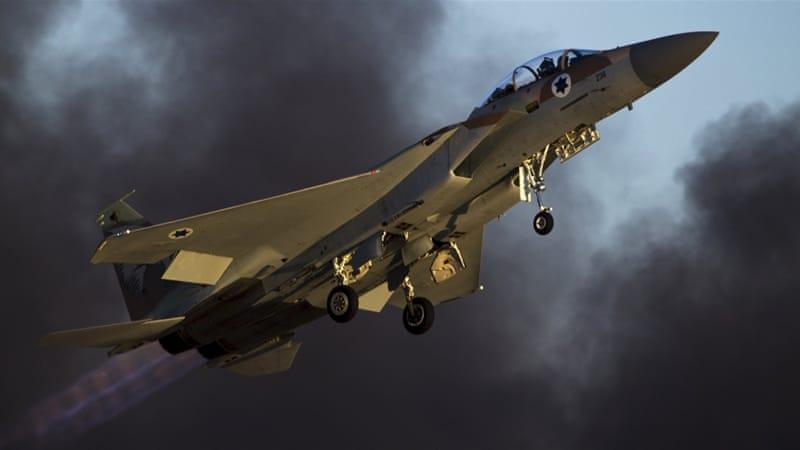 Israeli jets' strike outside Damascus, no casualties | Syria