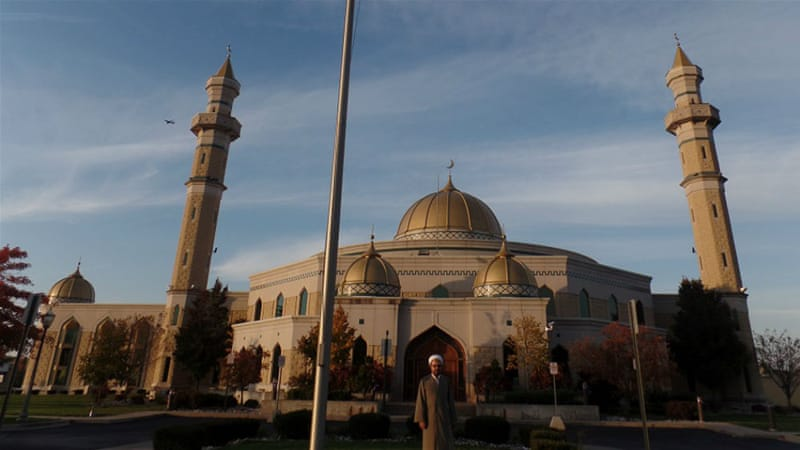 Shia mosque in Dearborn