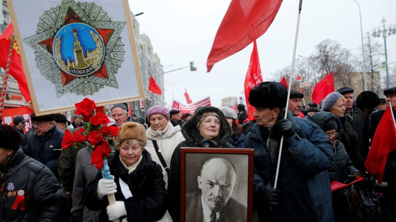 Russian Nationalist Opinion Became