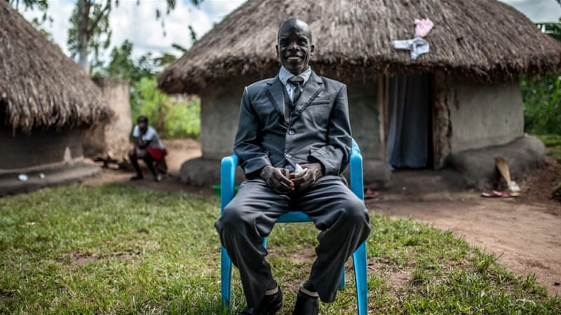 Studies explore effects of war on former child soldiers