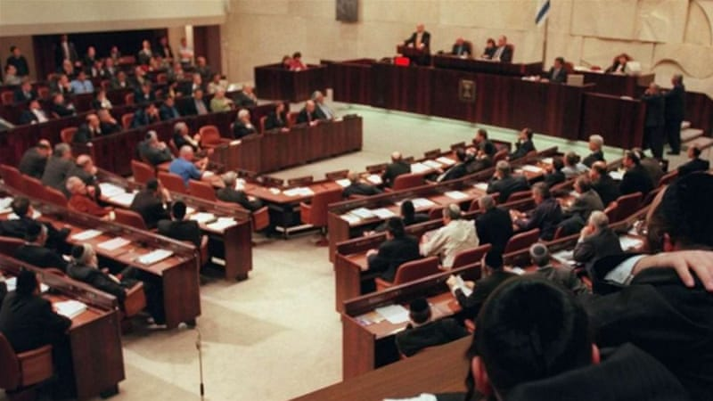 Israeli parliament employees denied entry for 'short skirts'