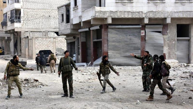 Syria truce fails