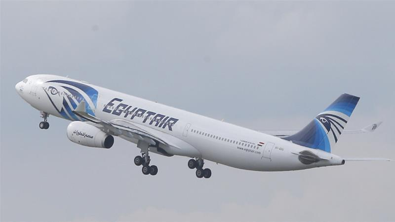 Explosive traces found on victims of EgyptAir crash
