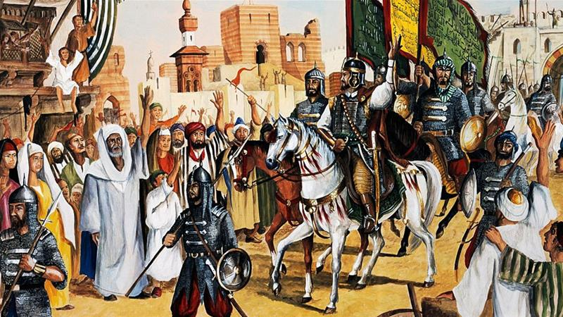 Unification: Saladin and the Fall of Jerusalem