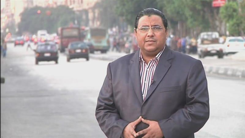 Al Jazeera news producer arrested by Egypty