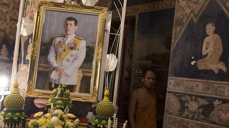Thailand: In the Footsteps of the King