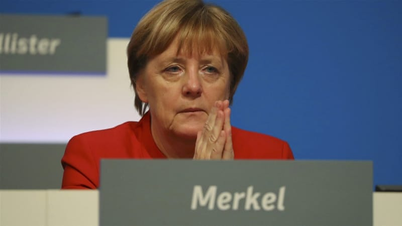 Merkel could not rule out Russia interfering in Germany's 2017 election with Internet attacks and misinformation campaigns [Reuters]