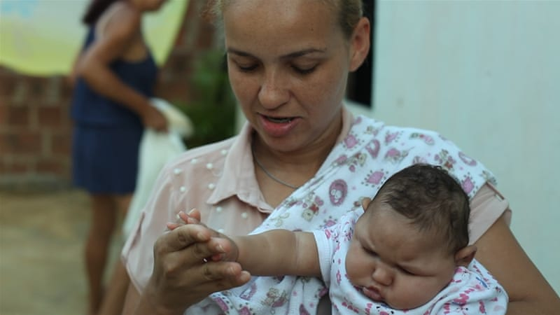 Brazil has linked Zika to microcephaly, but other countries have not reported evidence of the link yet [AP]