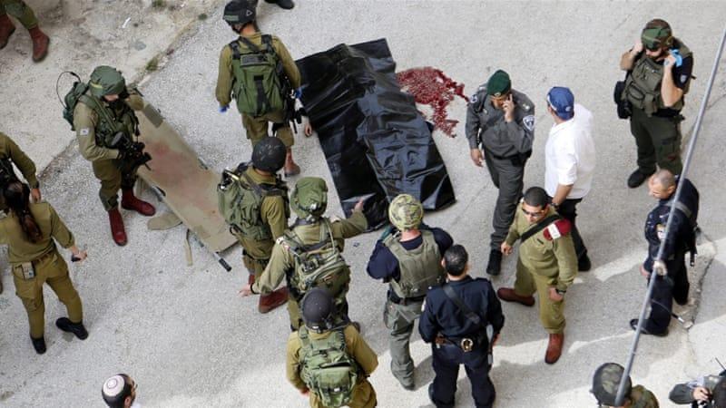 Israeli Forces Kill Palestinian Teenage Girl In Hebron