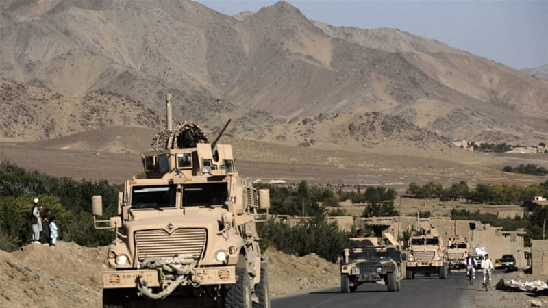 Parts of Wardak are still under Taliban control and have been the scene of violent battles [File: AP /Maya Alleruzzo]