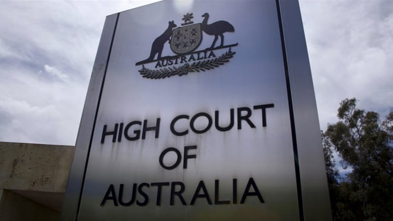 The Australian government has passed retrospective legislation in an attempt to hold off the High Court challenge [Reuters]