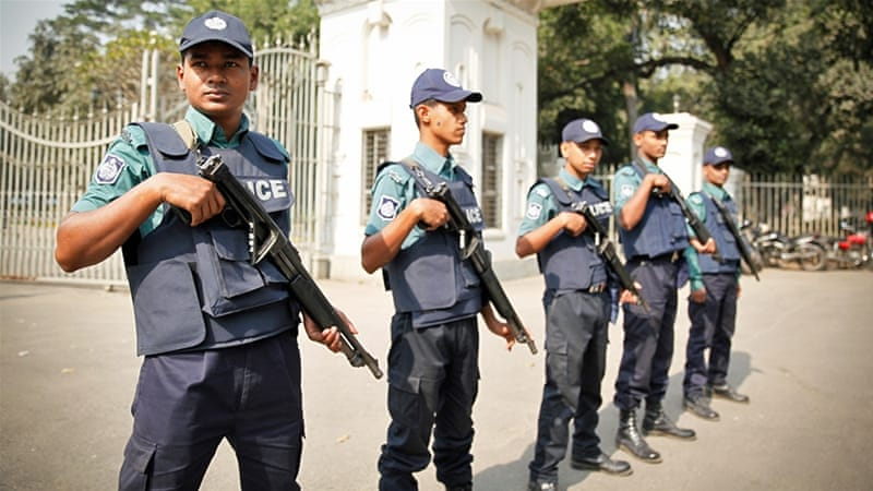 Bangladesh is reeling from attacks on minority faiths, secularists, foreigners and intellectuals [MH Opu/Al Jazeera]