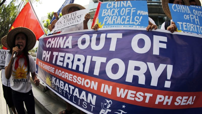 Image result for China protests US missile defence system