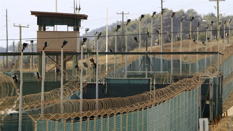 The exterior of Camp Delta is seen at the US Naval Base at Guantanamo Bay [REUTERS]