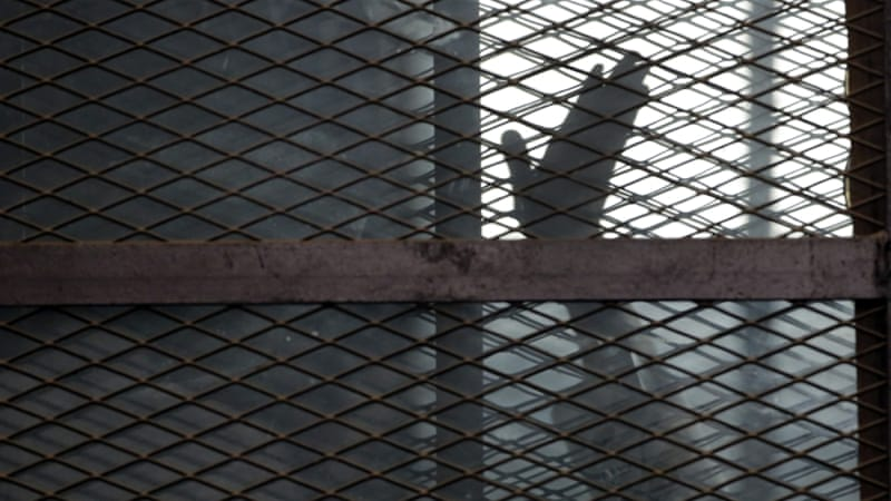 Mass hunger strike in infamous Egyptian prison