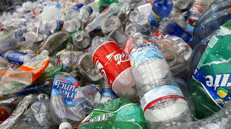 Choking the planet: The problem with plastic