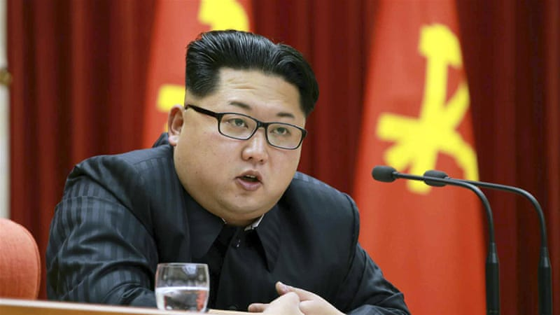 North Korean leader Kim Jong-un has largely ignored warnings from the international community [File: Rodong Sinmun/EPA]