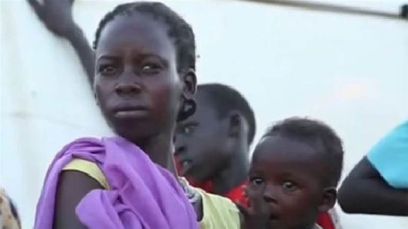 About two million people have been affected by war crimes committed in South Sudan [Al Jazeera]