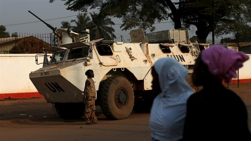 Rebels kill 26 in Central African Republic