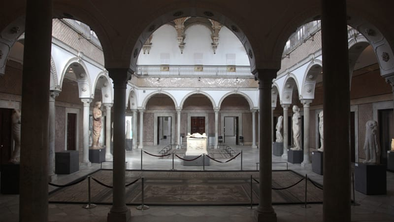 Tourism has not returned to the Bardo Museum since the attack, as tourism revenues throughout the country have fallen by about a third [Thessa Lageman/Al Jazeera]