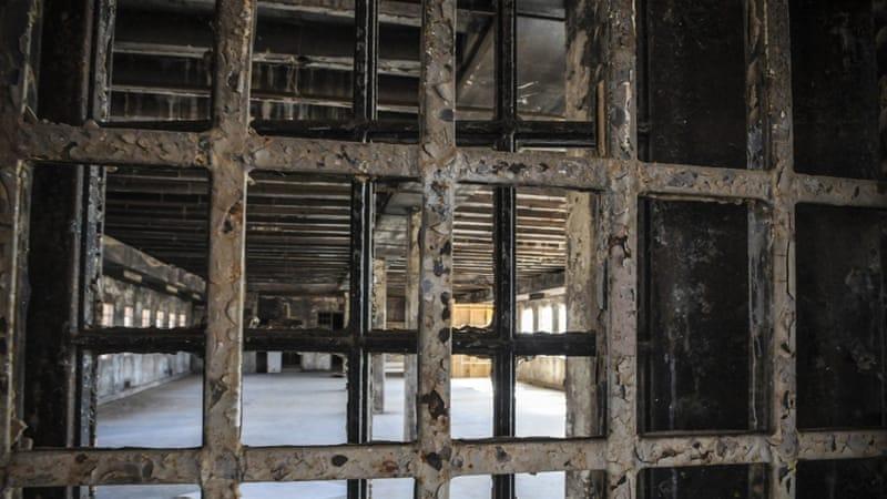 Old Main prison: A tour through American prison history | US