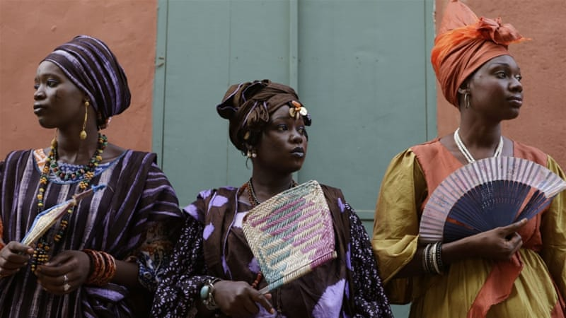 Senegalese women's message to the world | Africa | Al Jazeera