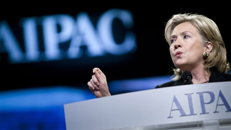 Trump and Clinton headline pro-Israel lobby conference