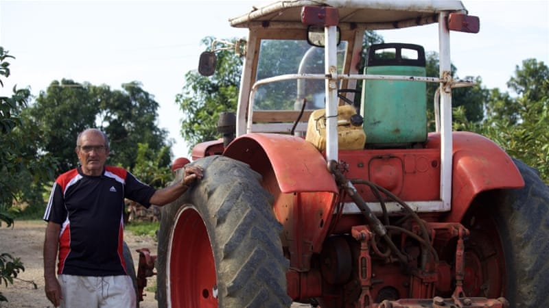 Century Tractor Parts : Cuban farmers struggle to chart path into st century