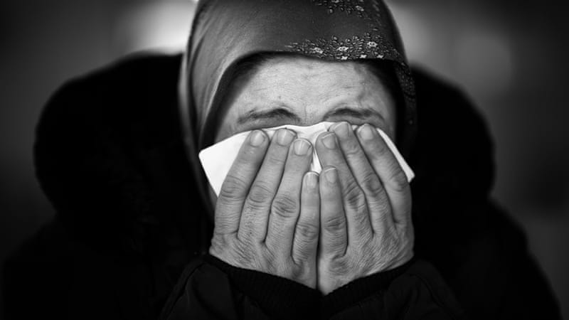 A refugee in her own words: I feel like I'm worthless'