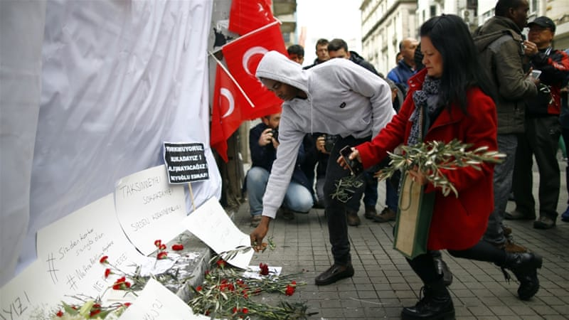 Turkey is a country that has been plagued by terrorism for 35 years, a country which has made great sacrifices in the war on terror, writes Aktay [The Associated Press]