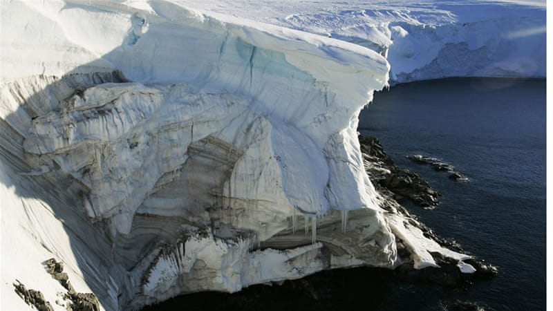 Study: Antarctica ice melting far faster than predicted