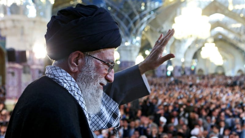 Khamenei defended Iran's recent ballistic missile tests saying it must be able to defend itself [EPA]
