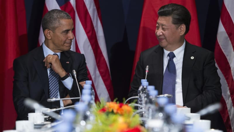 It seems Obama's efforts to enhance the US influence in Asia only evinced the depth of domestic ideological and socioeconomic faultlines, writes Heydarian [AP]