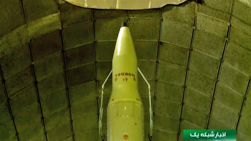 Iran says none of its missiles are designed to carry nuclear weapons [AFP]