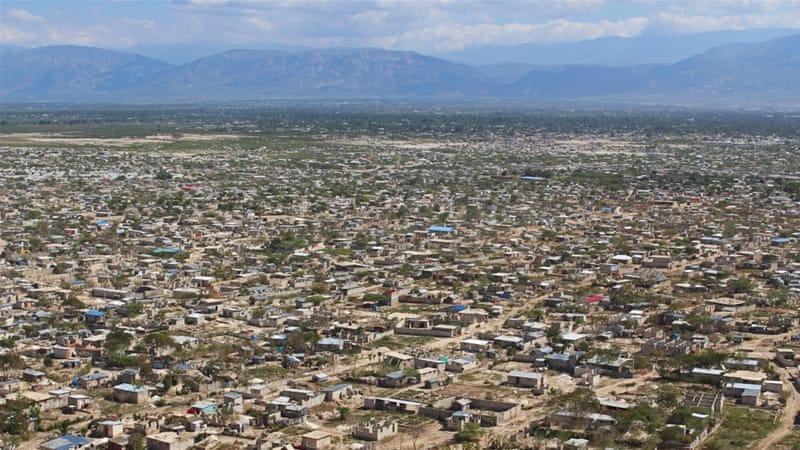 haiti earthquake a new start in canaan for survivors humanitarian