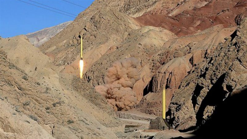 Iran says none of its missiles are designed to carry nuclear weapons [Reuters]