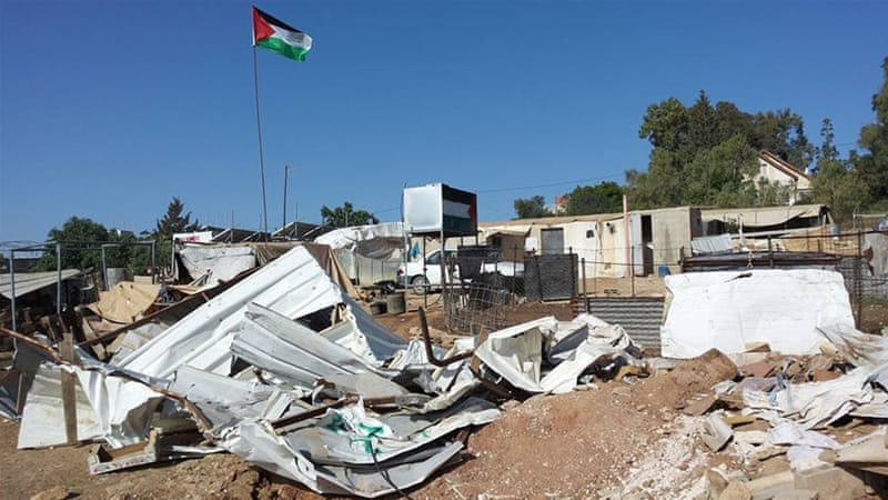 Demolitions in West Bank