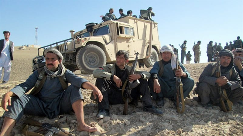 Afghan forces retook Kunduz after it was briefly captured by the Taliban last September [Naim Rahimi/AP]