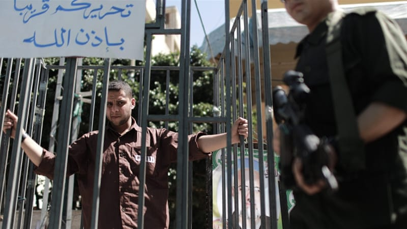 Palestinians take to streets to mark Prisoners Day