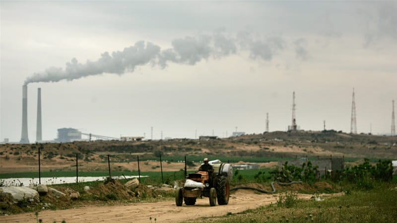 The Palestinian Authority developed a Climate Change Adaptation Strategy in 2010 [Getty Images]